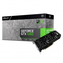 Nvidia Pny Gtx 1060 3gb Gddr5 Cuda Core 1152 Opengl 4.5