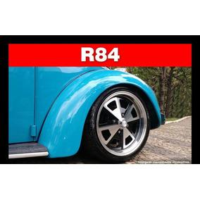 Roda Aro 17x6 Porsche Vw Fusca Kr R84 4x130 Ratlook