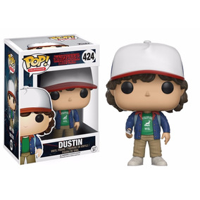 Funko Pop Stranger Things Dustin - Pronta Entrega!