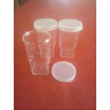 Envases Mini Shop,para Dulces,cremas,geles,antibacteriales!!