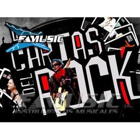 Mazo De Naipes Juego Las Cartas Del Rock Tope Y Quartet