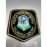 Escudo Parche Policia Departamental Atlantica Centro