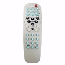 Controle Remoto Tv Tubo Philips Crt Universal 14 21 29 No Rj