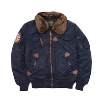 Chaqueta Alpha Industries De Piloto Injector