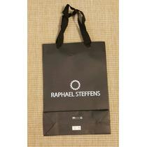 Sacolas De Papel Raphael Steffens 20cmx28cm C/126