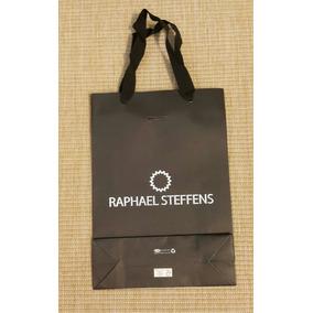Sacolas De Papel Raphael Steffens 20cmx28cm C/100