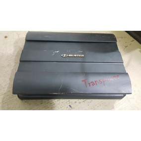 Modulo Ampl H-buster Hbm T-211 130w Rms 2 Ch Com Defefeito