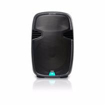 Caixa De Som Amplificada Trolley Bluetooth Multilaser Sp220