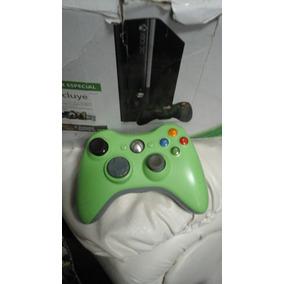 Xbox 360 2controles Y Diadema Menbresia 27 Juegos Istalados