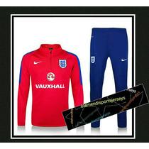 Inglaterra Training Pants Soccer 16-17