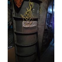 Cimbra Metalica Circular .60 Cm
