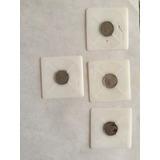 Vendo Lote De 4 Monedas De 1 Centavos Antiguas 1954