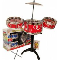 Bateria Infantil Juguete First Jazz Drum