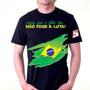 Camisa Malha Ufc, Tamanho G , Anderson Silva, Spider, Preta