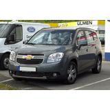 Manual De Taller Chevrolet Orlando (2011-2017) Español