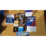 Kit Distribucion Poly-v Termostato Bomba Chevrolet Corsa 1.4