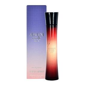 Armani Code Femme Satin Feminino Eau De Parfum 75ml/original