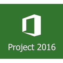 Licencia Project Standard 2016 1 Pc Original 076-05674 Usa