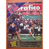 El Grafico 3444 8/10/1985 Boca San Lorenzo- River Es Un Show