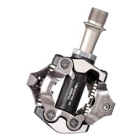Pedal Clip Mtb Shimano Deore Xt Pd-m8000 Acompanha Tacos