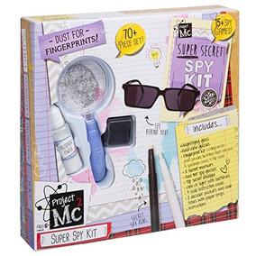 Kit Proyecto Mc2 Super Spy Envío Gratis