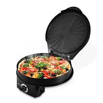 Nutrichef Pkpzm12 Pizzero Horno De La Pizza - Negro