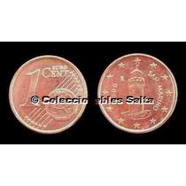 San Marino, 1 Centavo De Euro De 2006 Sin Circular Km 440 Es