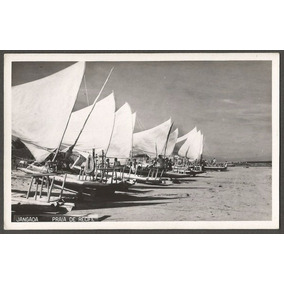 Pernambuco - Praia Do Recife - Cartão Postal Antigo Original