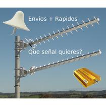 Kit Amplificador Repetidora Señal Telcel Rural 3g 4g H+ Cdma