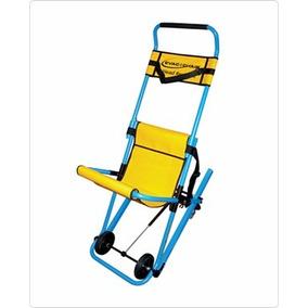 Silla De Evacuación Incendios Evac Chair Original Ruedas
