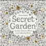 96 Páginas Libro Tipo Mandala Contra Stress Secret Garden