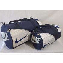 Bolsa Nike 2 Bolsas Grande E Pequena Promoção Frete Grátis