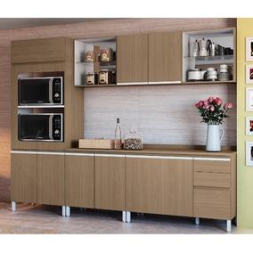 Cozinha Modulada Kappesberg New Urban 16 Com 9 Portas E 3 Ga