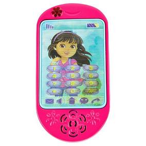 Dora Teléfono Celular Habla Conmigo Mattel Dgw28