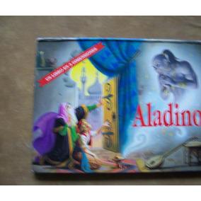 Aladino-libro En 3 Dimensiones-ilust-p.dura-edit-tormont