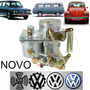 Carburador Fusca Kombi 1500 1600 30pic Solex Novo