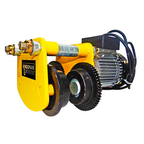 Trole 1 Tonelada Para Polipasto Electrico 110 V Kingsman