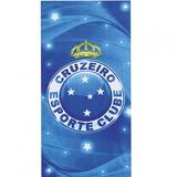Cruzeiro Toalha De Banho Times De Futebol - Dohler