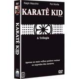 Karatê Kid - A Trilogia Completa (lacrado)