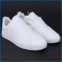 Zapatillas Adidas Advantage Clean Blanco Urbanas 2017 Ndph