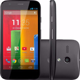 Motorola Xt1033 Moto G Preto Dual 8gb S/juros Nf-e I Novo