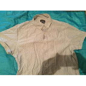 Camisa Zara Man Talla Grande Slim Fit