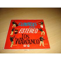 Los Wawanco Cumbias En Estereo Lp Mal Estado Cumbia
