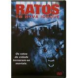 Filme Em Dvd Ratos Em Nova Iorque Usado Original