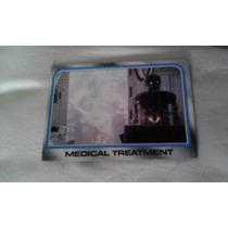 Star Wars - Tarjeta 1980 Medical Treatment
