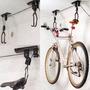 Soporte Gancho Porta Bicicleta Para Colgar Reforzado Techo