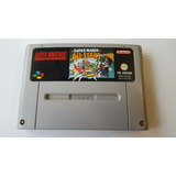 Super Mario All Star Super Nintendo Snes