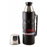 King Thermos 1.2 Litros - 24hs Frio/calor + Tapon Cebador