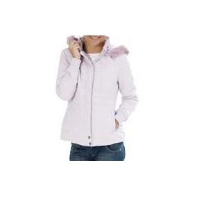 Blusa Jaqueta Feminina Capuz Pelo Moda Inverno Ziper