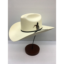 Sombrero Texano Lona Calado Modelo Ganadera